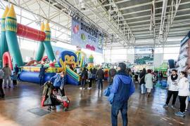 El mayor parque de ocio infantil llega al Recinto Ferial por Navidad