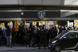 Joan Coma (CUP), en libertad con retirada de pasaporte