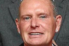 Paul Gascoigne recibe atención médica tras una pelea en un hotel