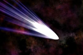 Un cometa recién descubierto será visible en enero