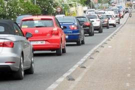 El consumo de combustibles en Baleares aumentó el 8 % en un año turístico récord