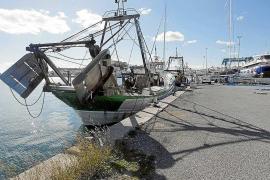 Nueve barcas se verán afectadas por los paros de pesca
