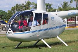 Duterte amenaza con lanzar a altos cargos corruptos desde un helicóptero
