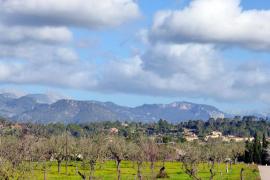Baleares despedirá 2016 con nubes y posibles chubascos débiles y ocasionales
