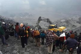 Al menos 10 muertos tras derrumbarse una mina en la India