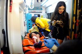Mueren 39 personas tras un ataque terrorista en un club de Estambul
