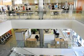 Ibiza tiene un empleado público por cada 128,5 habitantes, la tasa más alta de Balears