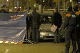 Un muerto en un tiroteo en la avenida Meridiana de Barcelona