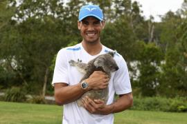 Nadal: «Jugar en Brisbane me ayudará a adaptarme más rápido a las condiciones australianas»