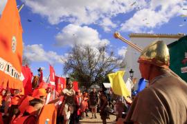 La batalla de Cannas, en Santa Gertrudis