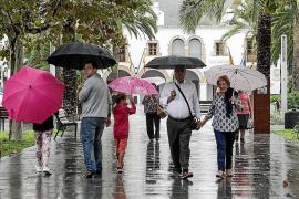Ibiza termina el 2016 con un 17 por ciento menos de precipitaciones de lo habitual