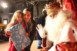 Los Reyes Magos repartirán en Santa Eulària 900 kilos de caramelos sin gluten