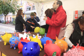 Cáritas asegura que el colectivo de los 'sin techo' suma unas 200 personas en Eivissa