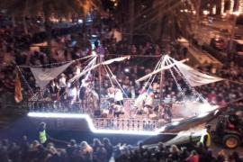 Autoridad Portuaria de Baleares desfilará con una carroza en la Cabalgata de Ibiza