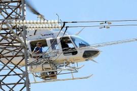 Los municipios de Baleares podrán crear una nueva tasa por tendidos eléctricos