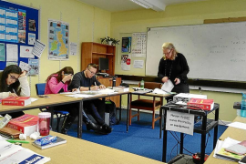 El 14% de los profesores de las Islas está capacitado para dar clase en inglés