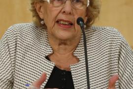 Carmena quiere finalizar la peatonalización de la Gran Vía de Madrid esta legislatura