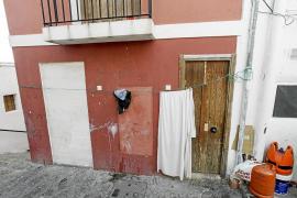 Vila dispone de cinco viviendas en sa Penya que de momento no rehabilitará