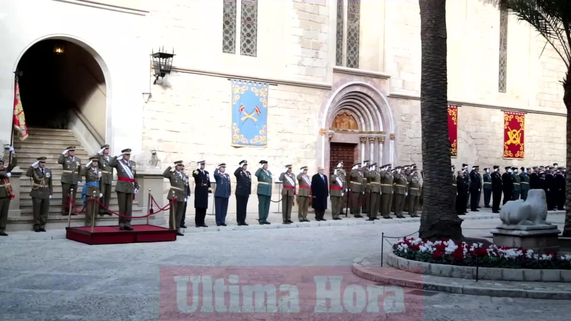 El comandante general de Baleares destaca las misiones en África para contener al yihadismo