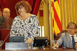 El PSOE quiere que Thomàs sustituya a Huertas en el Parlament
