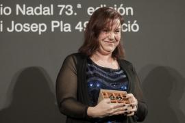 La escritora Care Santos gana el 73 Premio Nadal de novela