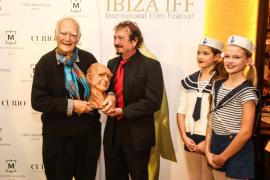 Homenaje a Antonio Isasi, hombre de cine como los que ya no quedan