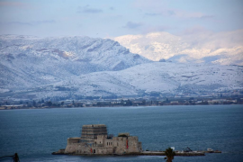 Más de 20 muertos por la intensa ola de frío que congela gran parte de Europa