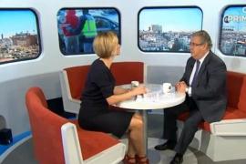 Zoido niega que los presuntos yihadistas de Madrid planearan un atentado «inminente ni remoto»