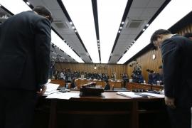 La fiscalía imputa a la 'Rasputina coreana' por soborno