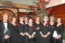 Concierto del coro del Club Náutico de Palma