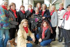 Mercadillo navideño de la Asociación de Vecinos de Sant Jaume