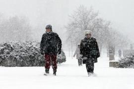 El frío causa más de una veintena de muertos en Europa en las últimas horas