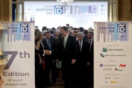 El Rey valora que España haya superado la crisis con un nuevo modelo de crecimiento