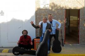 Somosuno regala su «rock medicinal» a los presos de Ibiza