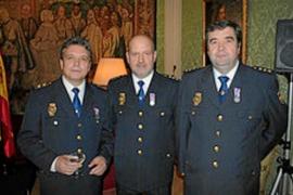 Mariscal de Gante se incorporó ayer como nuevo jefe de la comisaría de Ibiza