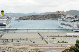 Autoritat Portuària invertirá 5,5 millones este año en los puertos de Ibiza y el de la Savina