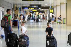 El aeropuerto de Ibiza cierra el año 2016 con 7,4 millones de pasajeros