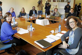 El Govern se centrará en las infraestructuras y en reclamar dinero a Madrid