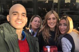 Pablo Ráez sufre un rechazo de la médula trasplantada