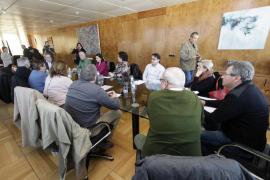 Reunión de Vicent Torres con las patronales ibicencas por los alquileres turísticos