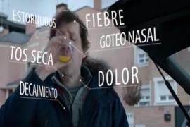 Los consumidores piden retirar un anuncio en el que aparece un conductor enfermo