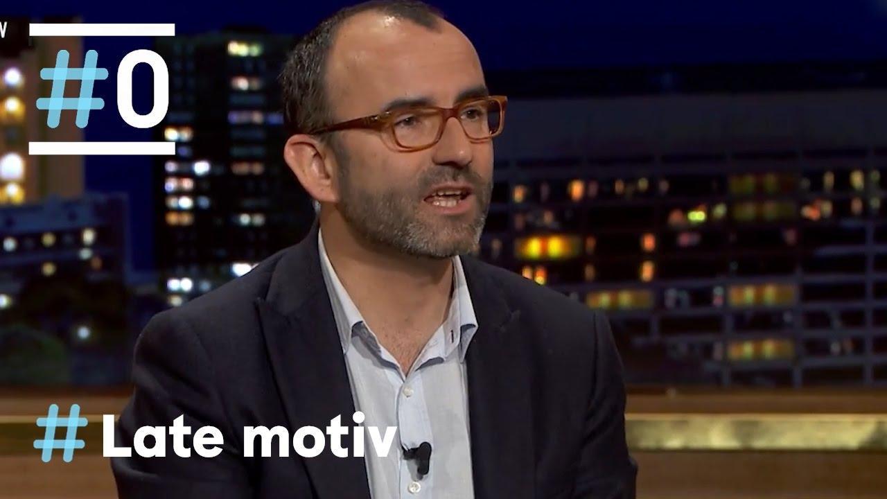 Andreu Buenafuente deja en ridículo a un invitado de su programa