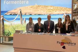 El Consell de Formentera apuesta por la movilidad sostenible en Fitur