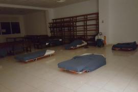Plan de ayuda para que nadie duerma al raso en Ibiza