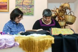 Exposición y talleres de artesanía tradicional en el Molí d'en Simó