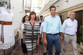 Armengol se decanta hacia Patxi López tras considerar que Sánchez puede no ser el «adecuado»