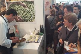 Mallorca, Menorca e Ibiza promocionan su gastronomía en Madrid Fusión 2017