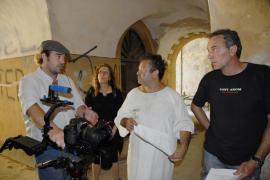El equipo de un cortometraje en Mallorca, engañado por el 'Luisito' menorquín