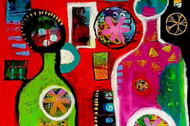 Martina Falk presentará su muestra 'In-acabado' en Districte Hipérbole