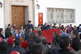 Manifestación Rabat
